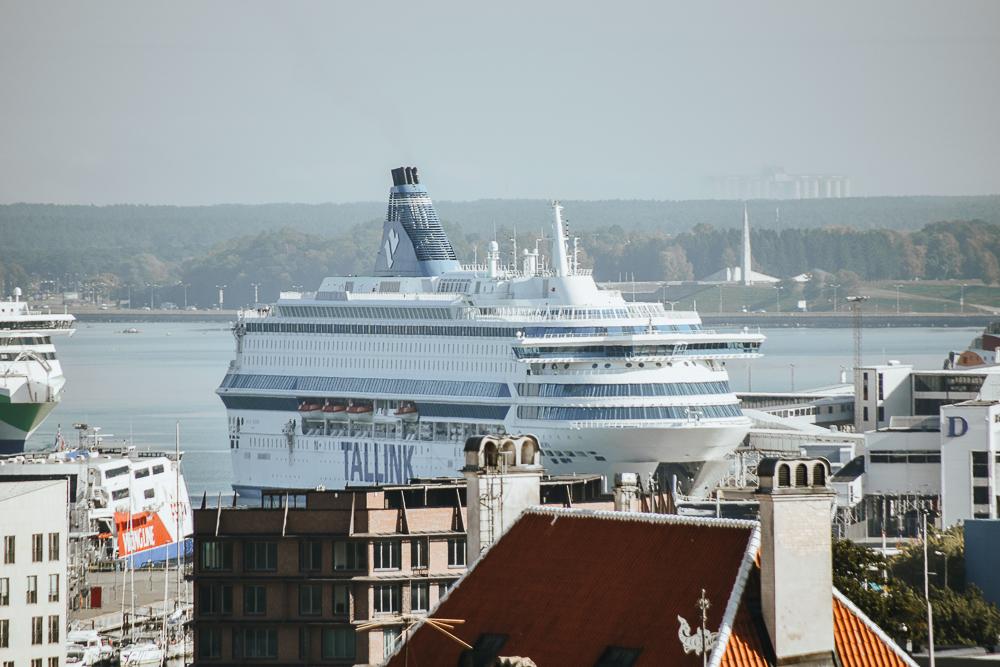 Tallinn-Hafen