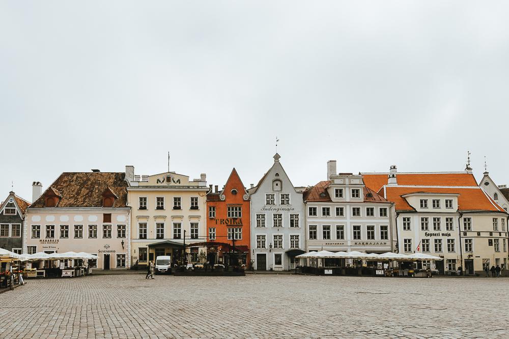 Tallinn-Rathausplatz