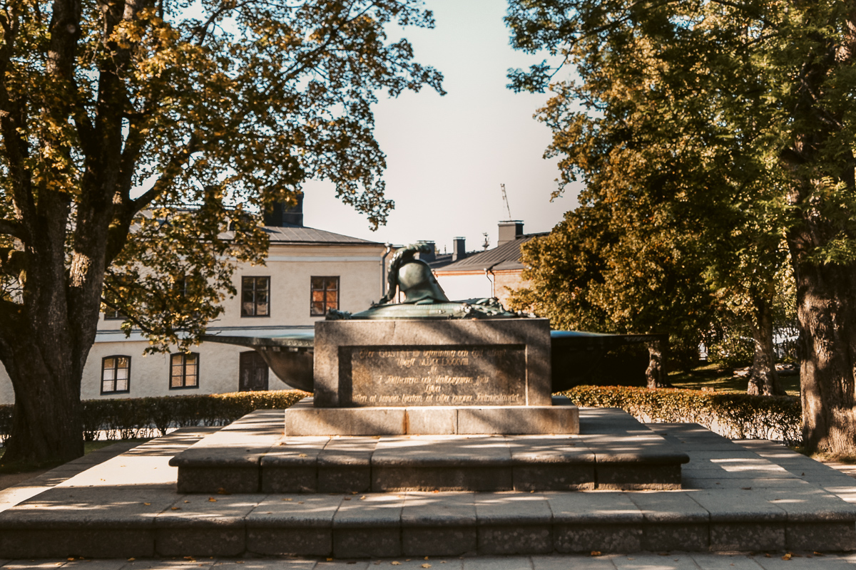 Finnland Burg2