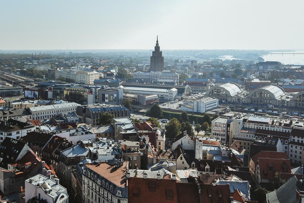 Riga Aussicht 1