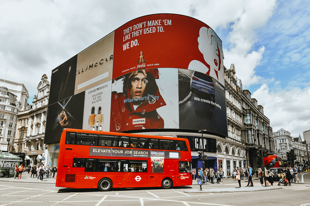 London-Picadilly