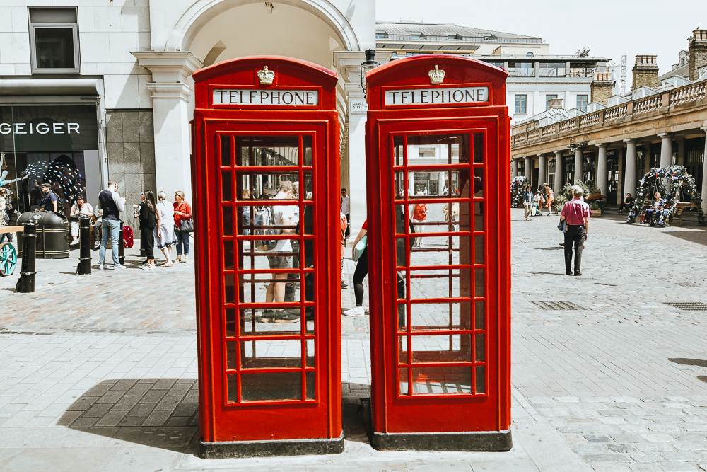 London-Telefon