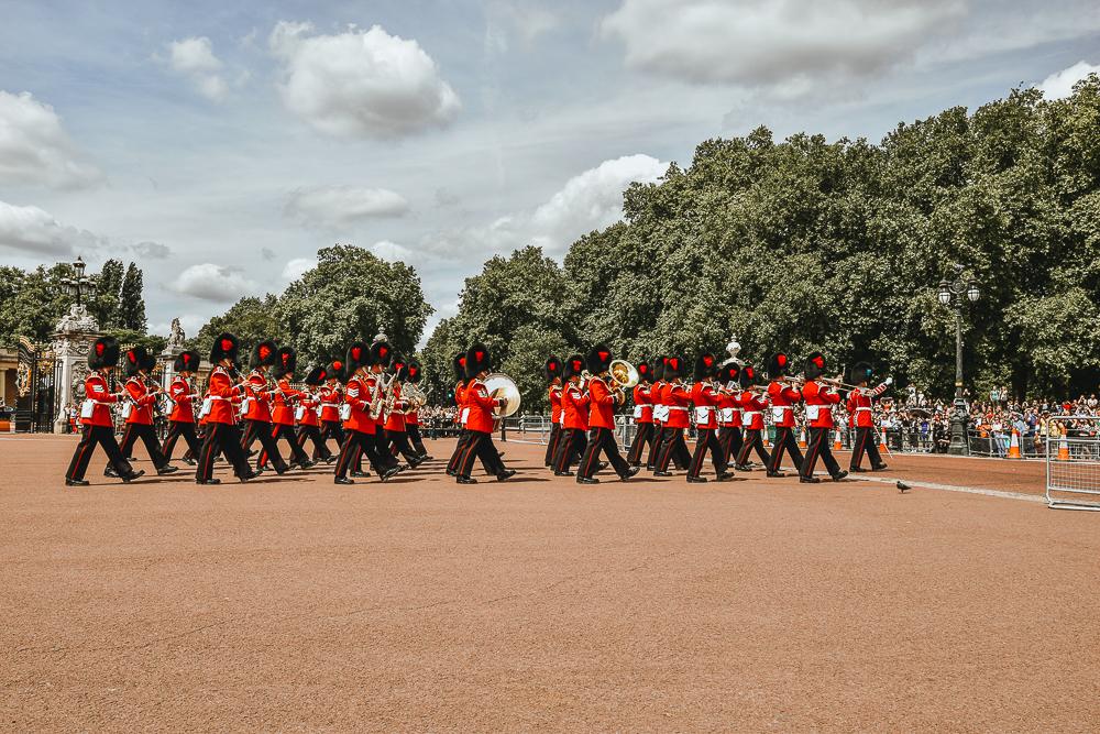 London-Wachen