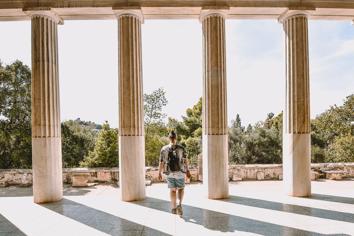 Athen Agora 1