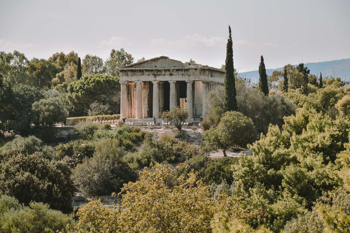 Athen Agora