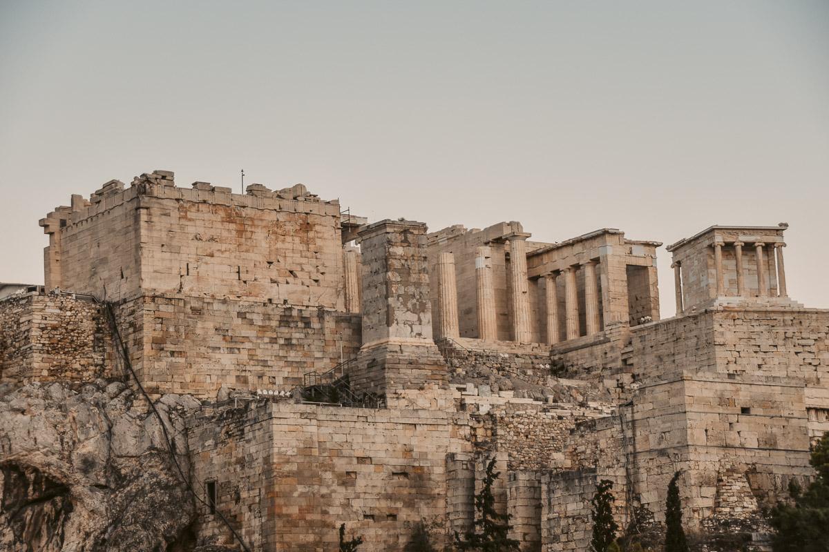 Athen Akropolis 2