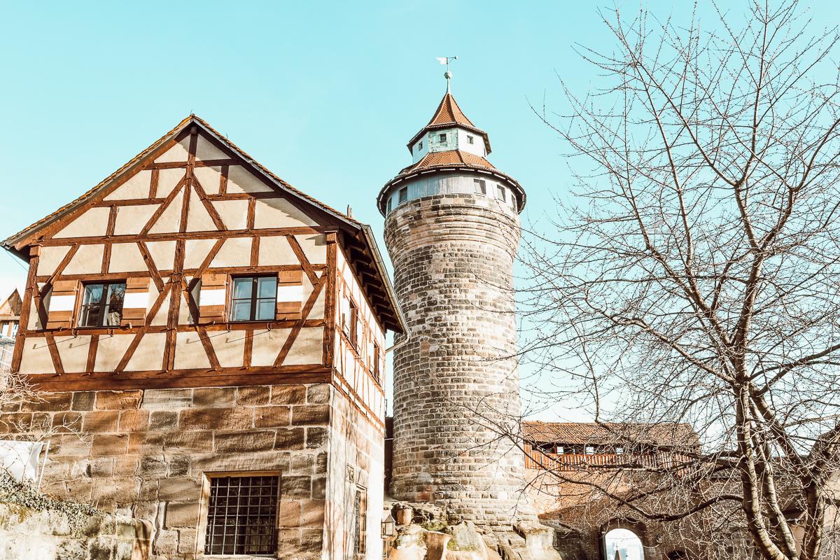 Nürnberg Burg1