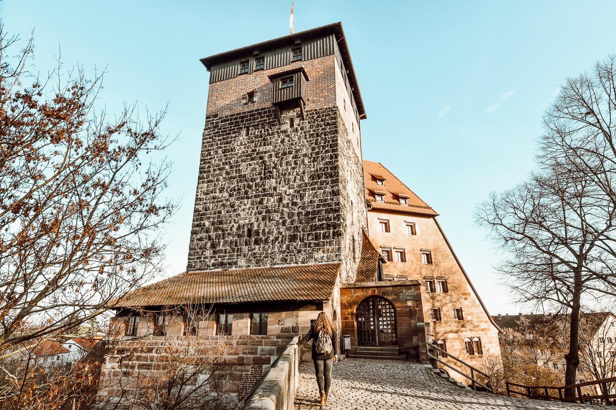 Nürnberg Burg2
