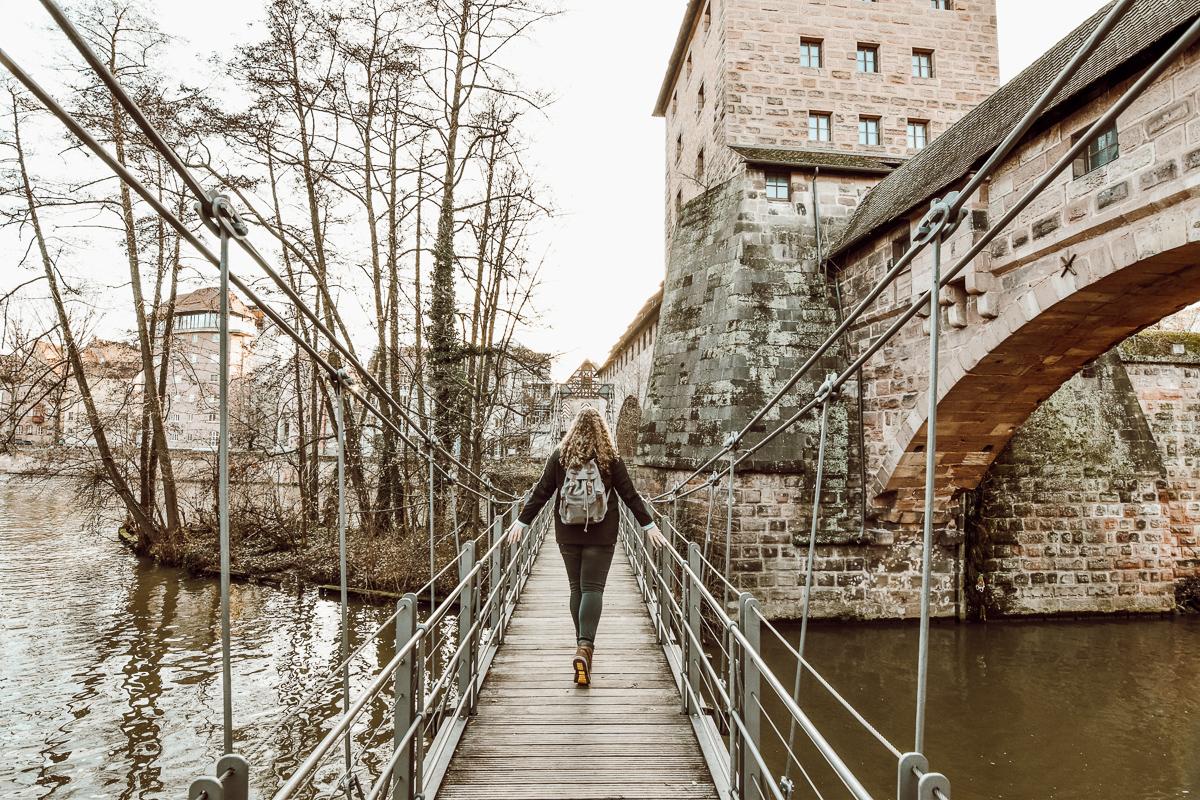 Nürnberg Kettensteg1