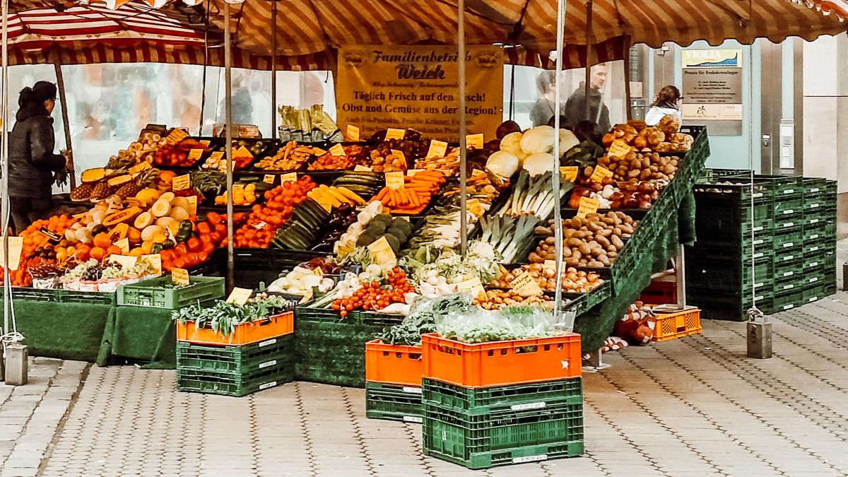 Nürnberg Markt