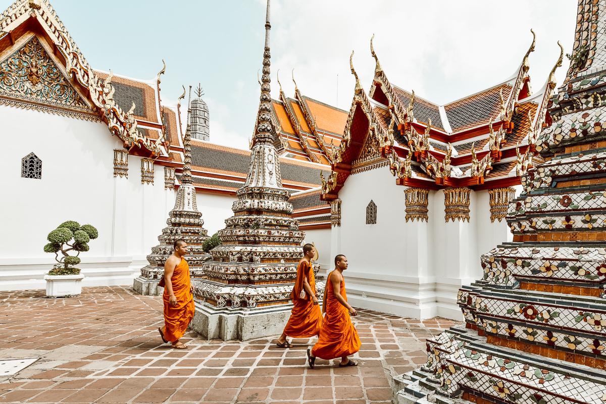 Bangkok Mönch