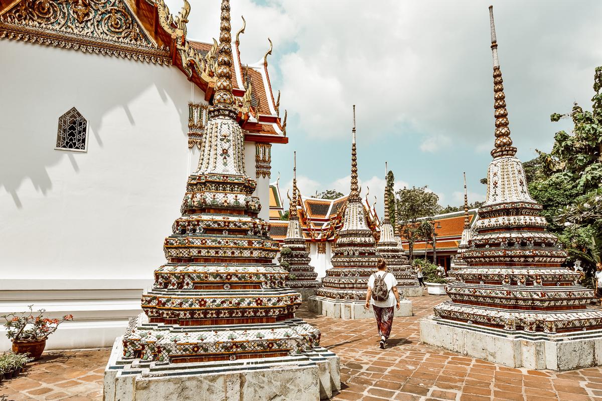 Bangkok Wat Pho 1