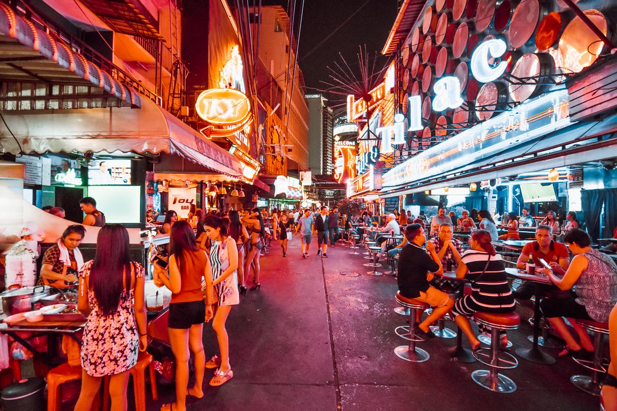 Bangkok SoiCowboy