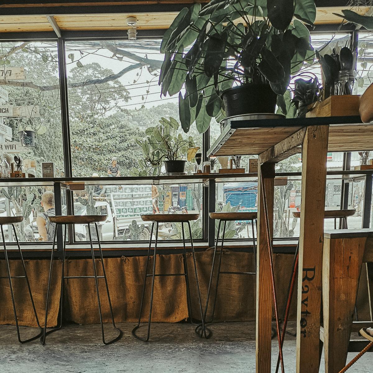 Koh Tao Cafe