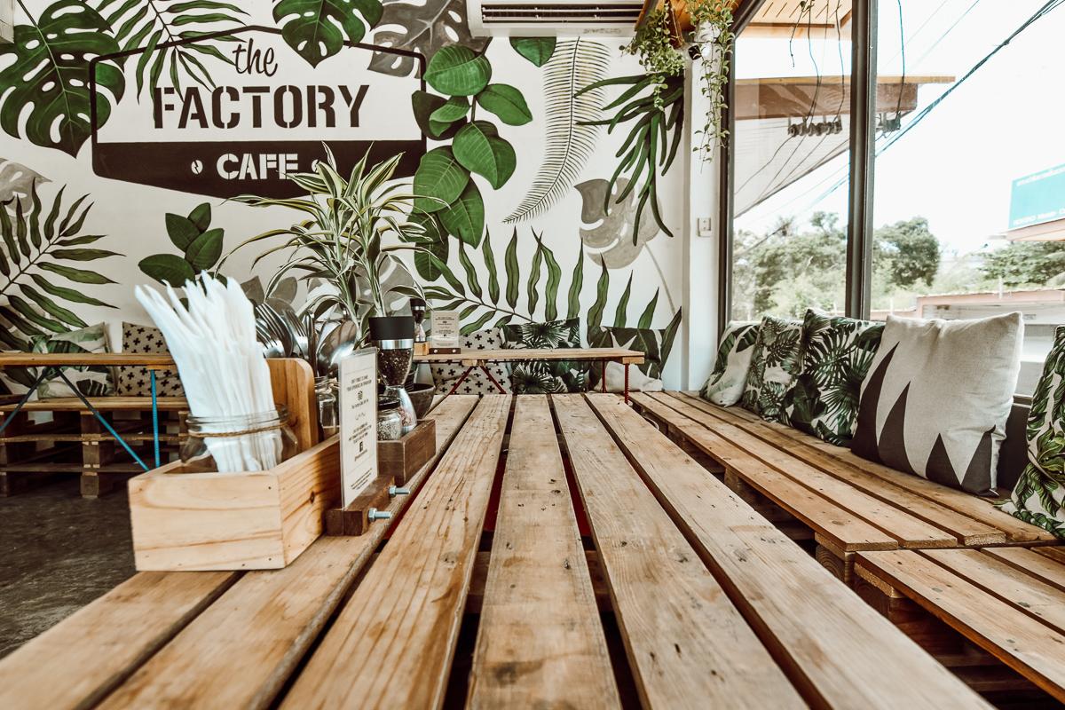 Koh Tao Factory Cafe