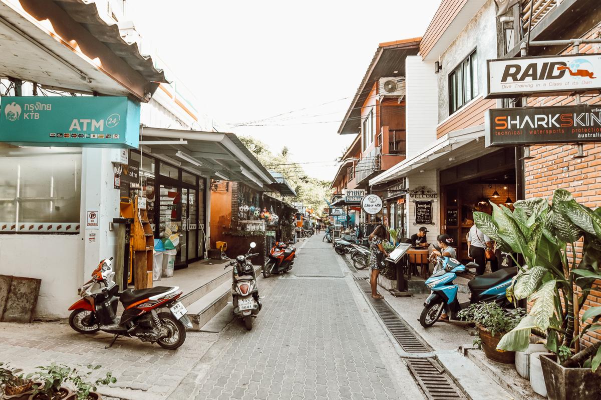 Koh Tao Sairee Promenade