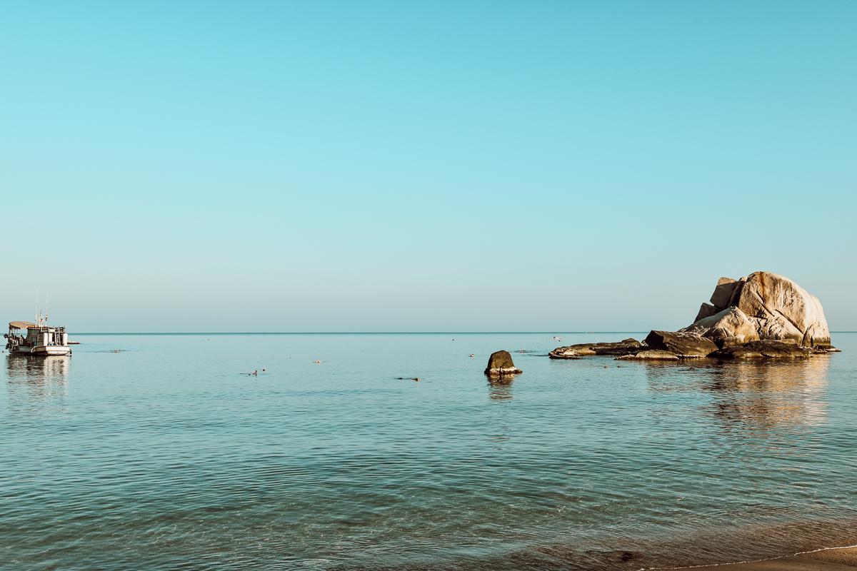 Koh Tao Tanote Bay