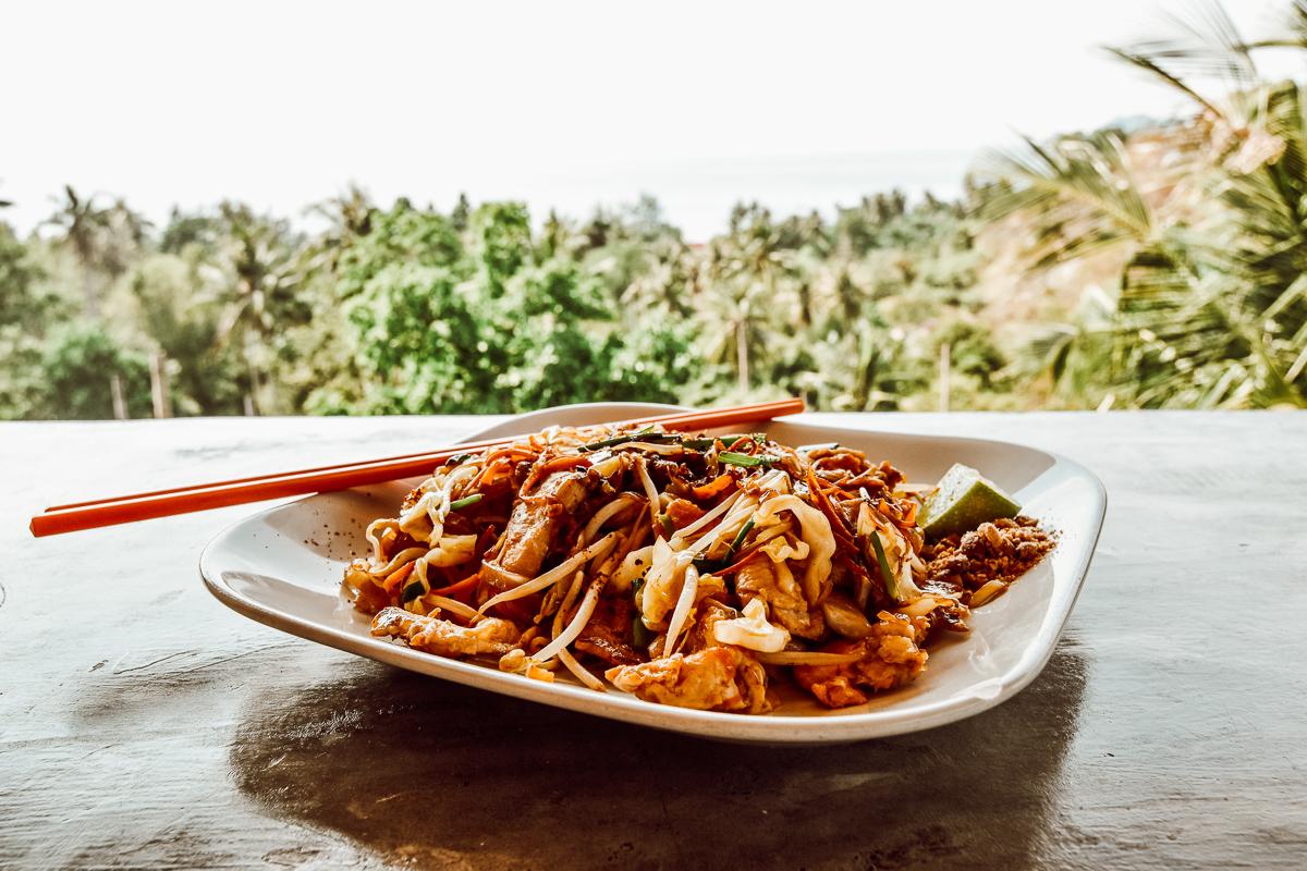 Koh Tao Pad Thai