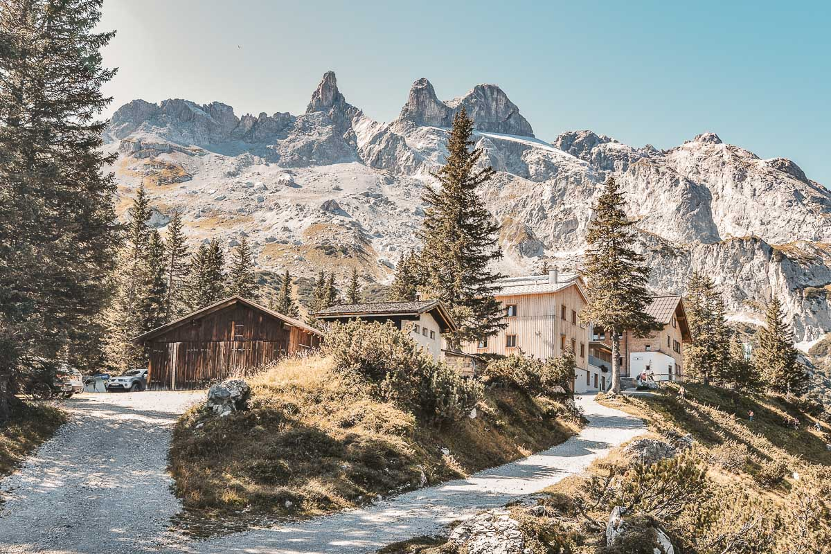 Golm Lindauer Hütte