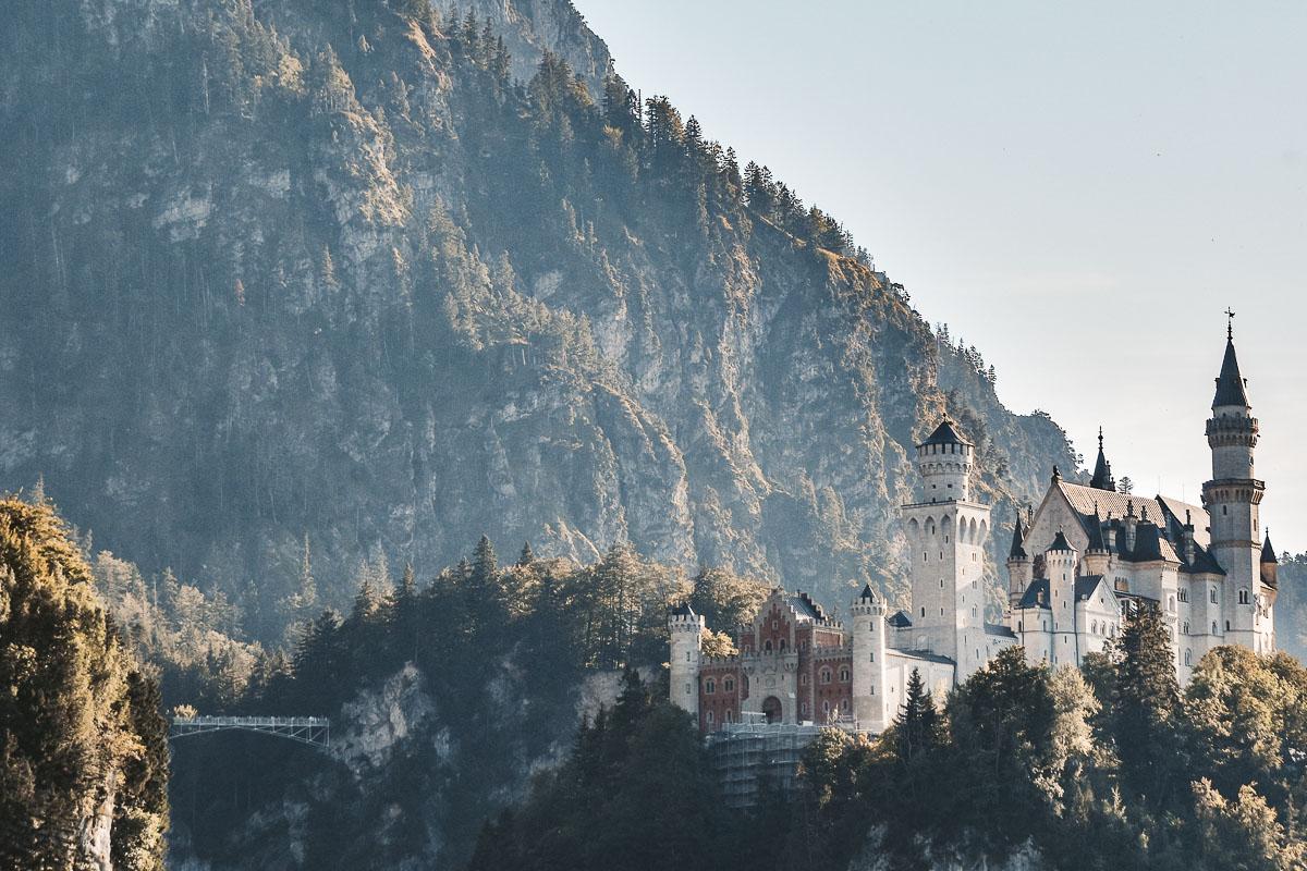 Schloss Neuschwanstein Die Besten Fotospots About A Journey