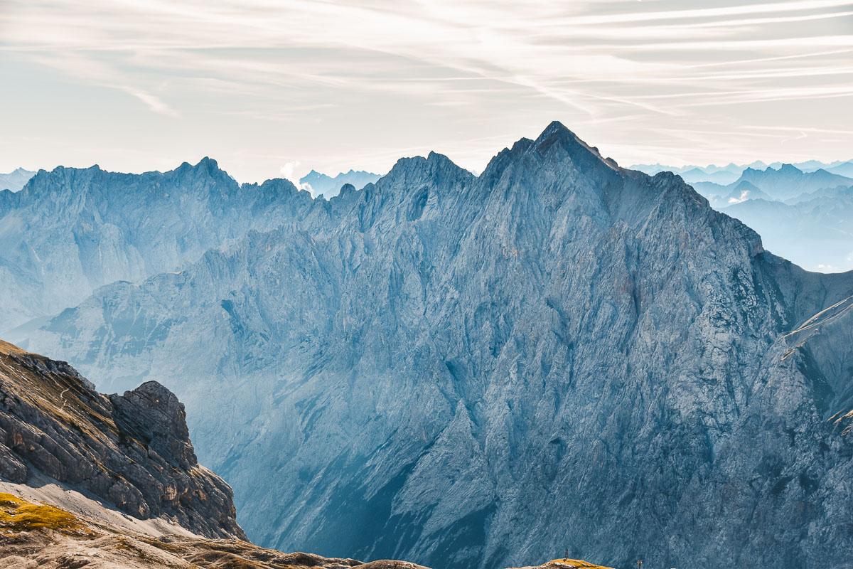 Zugspitze Aussicht 1