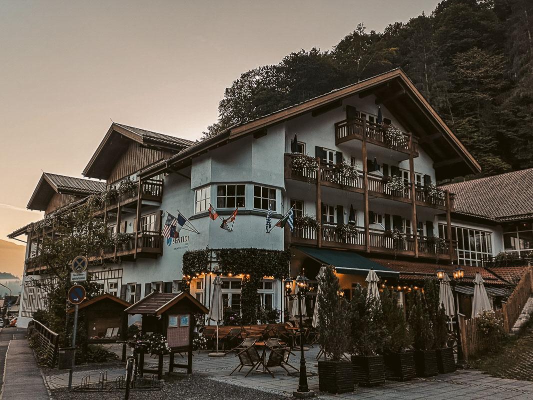 Zugspitze Hotel 1
