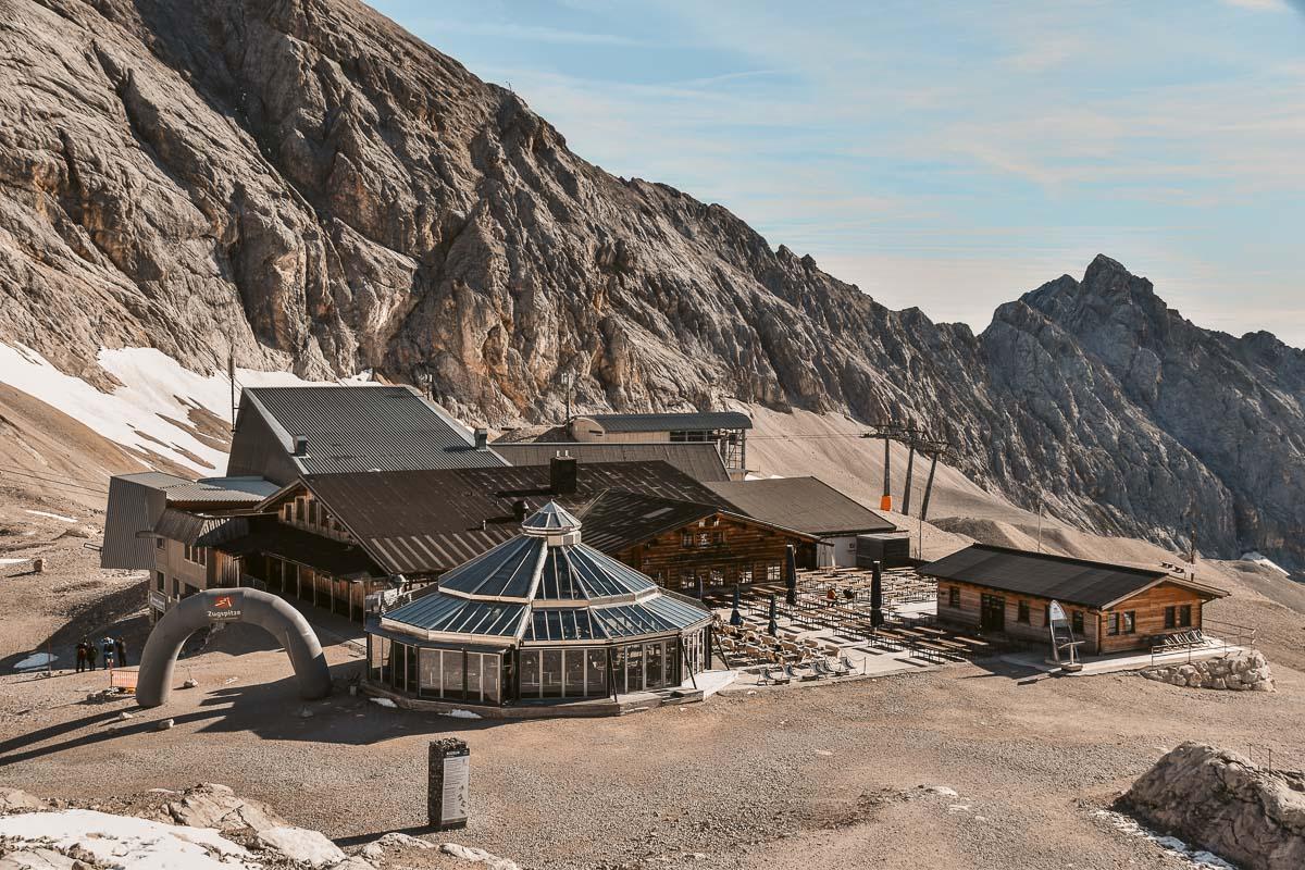 Zugspitze Sonnalpin 1
