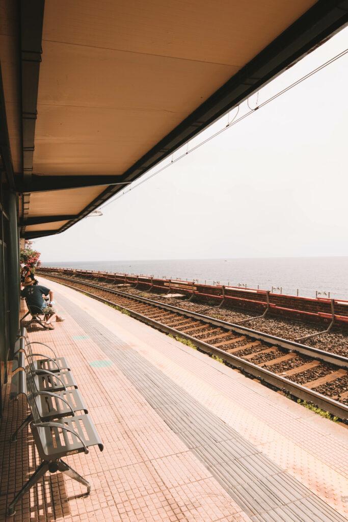 Cinque-Terre-Bahnhof