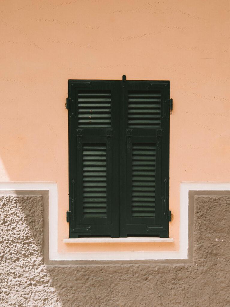 Corniglia-Fenster