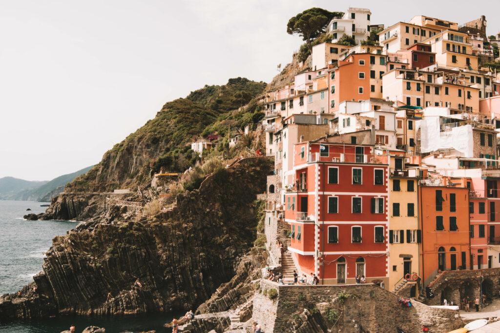Riomaggiore-Dorf